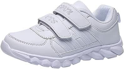 HDUFGJ Jungen M/ädchen Kinder Sportschuhe Atmungsaktiv Turnschuhe Outdoor Sneakers Laufschuhe