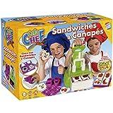 Cefa Chef - Crea tus sandwiches y canapés (21759)
