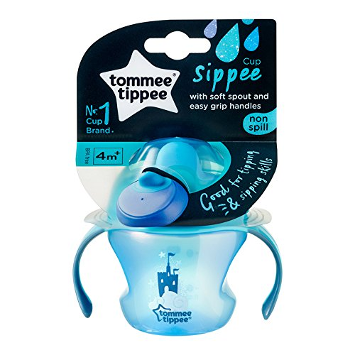 Tommee Tippee Svezzamento Sippee Cup BPA Free Age 4m + 150ml (Blu)
