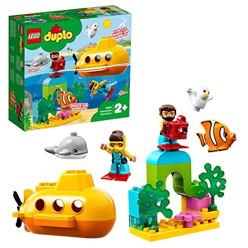 LEGO DUPLO Town - Aventura Submarino Nuevo juguete