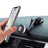 Moreslan Porta Cellulare Auto con Ventosa Supporto Smartphone Auto Universale Forte Sticky 360gradi Rotazione per Cruscotto Dashboard Parabrezza per Telefono