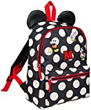 Minnie Mouse Backpack for Girl Bag with Ears Disney Bags for Women Mickey Daisy Duck Travel Accessories