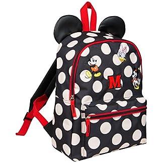 51r6BGZ%2B7OL. SS324  - Mochilas Escolares Chica Minnie Mochila Mujer Disney Accesorios Escuela Trabajo Vacaciones