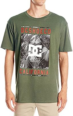 DC Shoes Men's Wanderer SS T Shirt