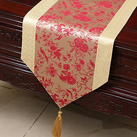 OIU corredor de la tabla clásica/ Gabe/Bandera de mesa de té de brocado/[paño]/ table/ la bandera/ bandera/ Gabe-J