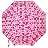 Paraguas Agatha Ruiz de la Prada largo colección Stella, anti-viento, fuerte, ligero.