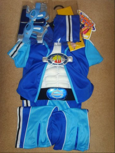 Sportacus Dressing Up Costume Age 3-5 Years