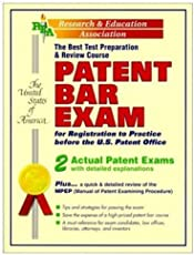 The Best Test Preparation and Review Course for the Patent Bar Exam: For Registration to Practice Before the U.S. Patent Office (Best Test Preperation & Review Course)
