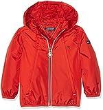 Tommy Hilfiger Mädchen Jacke Ame Thkg Nylon Jacket, Rot (Mars Red 699), 104