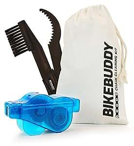 appareil de nettoyage pour cha ne de v lo en kit pignon couronne brosse dents nettoyage. Black Bedroom Furniture Sets. Home Design Ideas