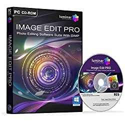 Image Edit Pro Suite - Professional Photo Image Editing Software Suite - 4 Advanced Programs (Pc) - Boxed As Shown