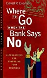 Where to Go When the Bank Says No: Alternatives for Financing Your Business (Bloomberg Small Business)
