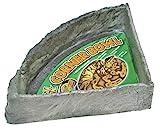Zoo Med Repti Rock Corner Abreuvoir pour Reptile/Amphibien Taille XL