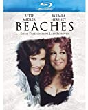 Beaches [Blu-ray] [Import italien]