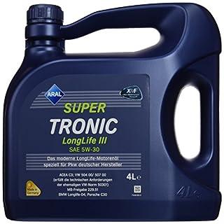 Aral Super Tronic Longlife III 5W-30 4 Liter