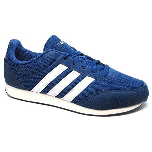 adidas Damen V Racer 2.0 W Schuhe mystery blue-footwear white-energy aqua (BC0113)