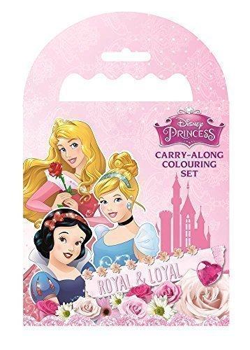 Princesse Disney Mini cahier Set autocollants stickers Cadeau