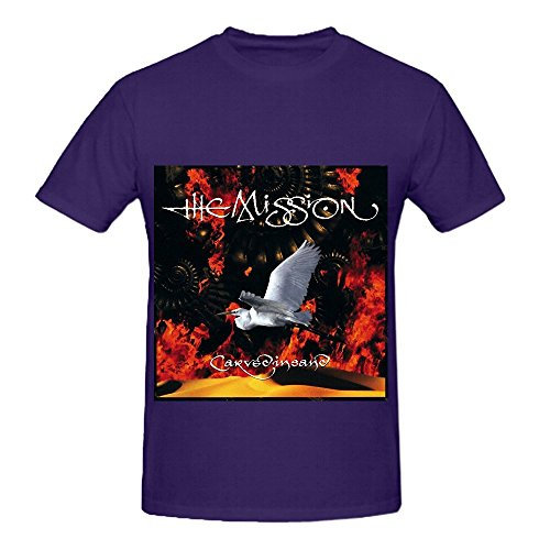 the-mission-carved-in-sand-roll-homme-round-neck-funny-shirts-xx-large