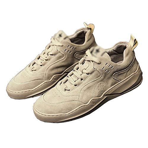 Chaussures HAIZJEN Homme, de Cricket à Lacets, décontractées pour Hommes