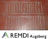 Remdi Augsburg Kopie von Schneeketten 20x7.00-12 (20 x 7.00-12) Profi Ausführung Gliederstärke 4,5mm