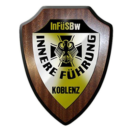 InFüSBw Koblenz Zentrum Innere Führung militärischer Dienst Wappenschild #17610