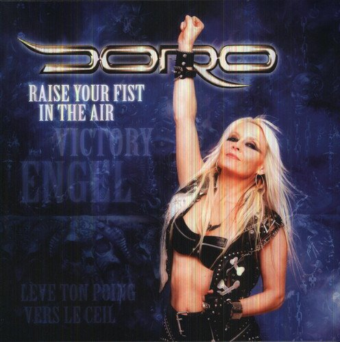 Doro: Raise Your Fist in the Air (Vinyl)