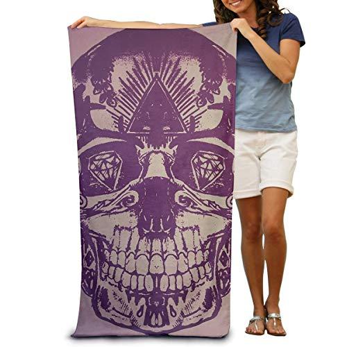 xcvgcxcvasda Serviette de Bain, Soft, Quick Dry, Beach Towels, Pool-Towel for Swimmers Taurus Beach Blanket