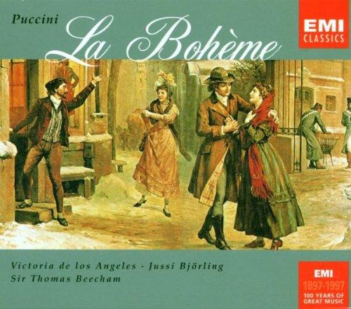 Centenary Best Sellers - La Boheme (Puccini)