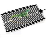 TUDIO Estera De Calefacción De Reptiles Hoja De Calentamiento con Interruptor para Control De Temperatura,25W