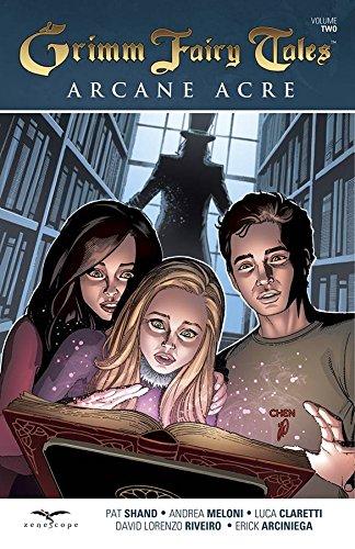 Grimm Fairy Tales Arcane Acre Volume 2