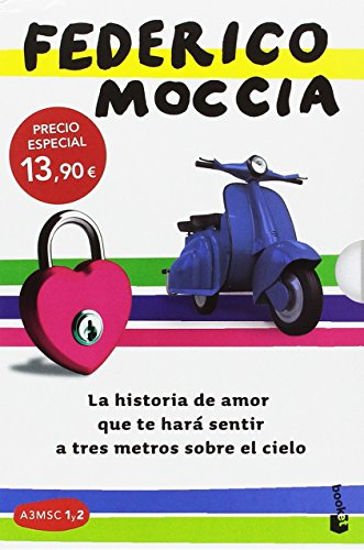 PACK FEDERICO MOCCIA (Bestseller)