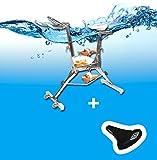 Velo WaterFlex WR5BWS + Sattel Komfort