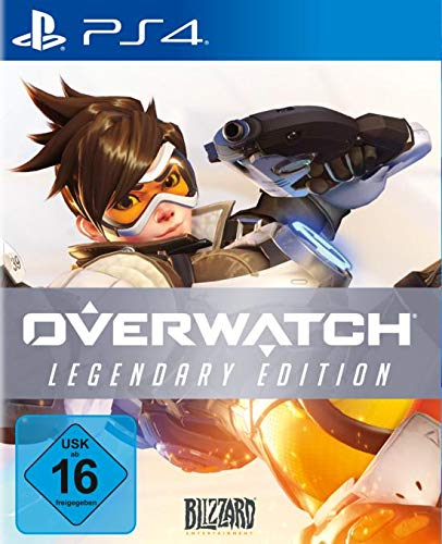 OVERWATCH LEGENDARY EDITION [PlayStation 4]