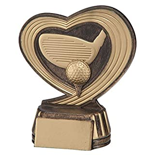A1 PERSONALISED GIFTS Slipstream Golf Trophies