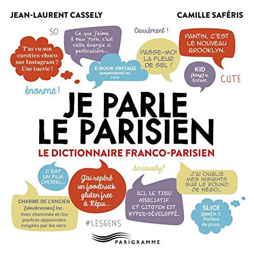 Je parle le parisien 2015