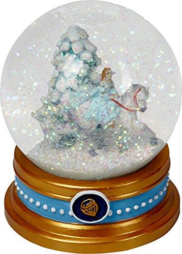 Spiegelburg 13402 Glas-Schneekugel 'Drei Haselnüsse für Aschenbrödel'