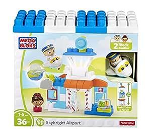 Mega Bloks - DPJ56 - L'Aéroport des Copains