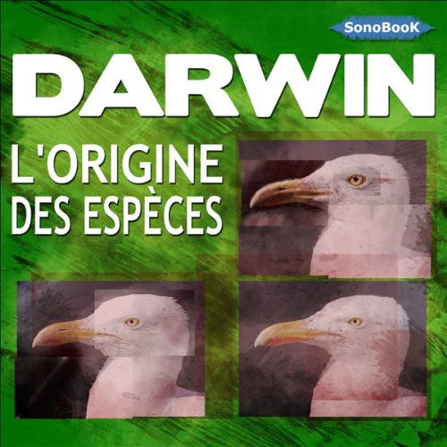 L'origine des espèces par Charles Darwin
