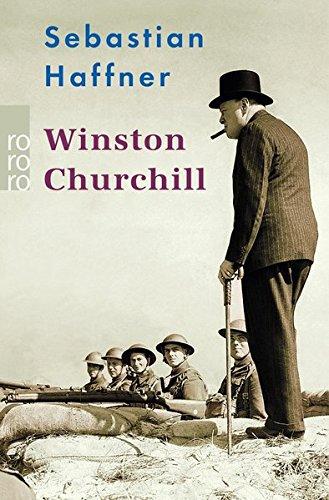 Buchseite und Rezensionen zu 'Winston Churchill' von Sebastian Haffner