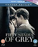 Fifty Shades of Grey - Blu-ray - Unseen ...