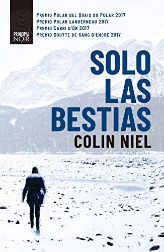 Solo las bestias, Colin Niel 51r6Qp8yh0L