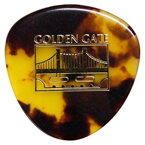 Golden Gate MP-12 mandolinen Plektren 12 Stück