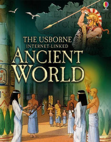 Ancient World (Usborne World History) by Fiona Chandler (2012-04-01)