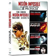 Pack: Misión Imposible 1-5
