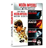 Pack: Misión Imposible 1-5 [DVD]