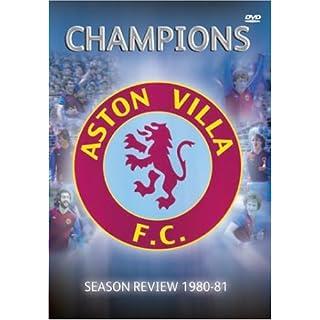 Aston Villa : 1980/1981 Season Review - Champions [DVD]