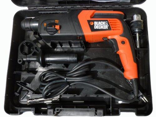 Black & Decker Bohrhammer im Test: Leistungen und Besonderheiten - 2