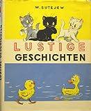 Lustige Geschichten.. Zeichnungen des Verfassers.