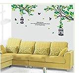 CczxfccGli Adesivi Murali Della Nuova Gabbia Wall Sticker Room Restaurant