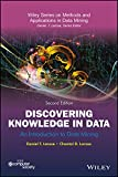 Discovering Knowledge in Data: An Introduction to Data Mining, 2ed (WSE)